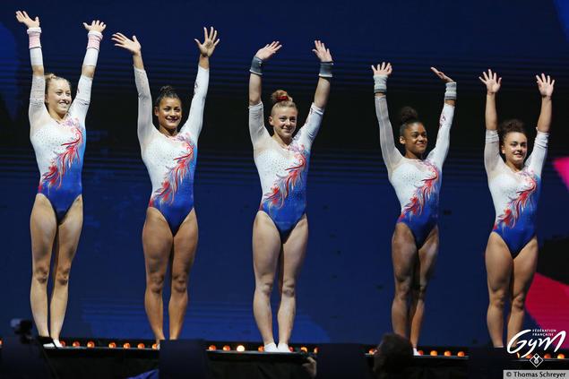 Championnats d'Europe de gymnastique 2018 : Les Bleues en pôle