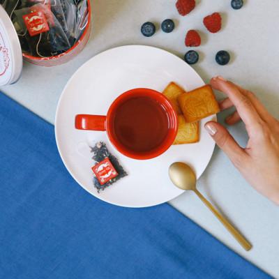 Kusmi Tea - Earl Grey Bleu Blanc Rouge
