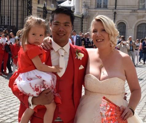 Nadege Lagoutte Dijon 4 mariage et lune de miel