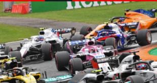 FORMULE 1 GP Italie