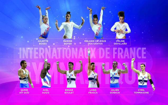 Internationaux de France 2018