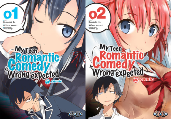 [LN/ANIME/MANGA] Yahari Ore no Seishun Love Come wa Machigatteiru MyTeenRomanticComedy_1_Jaq1