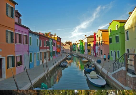 Burano Italie