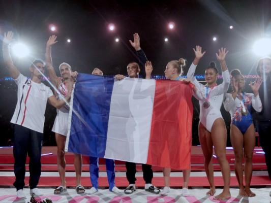 Internationaux de France de Gym 2018
