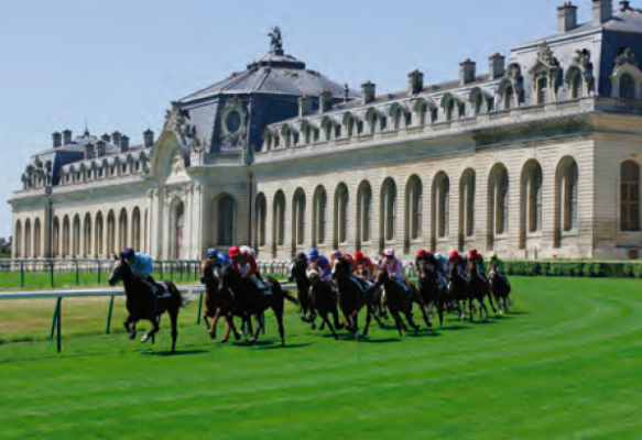 Hippodrome de Chantilly