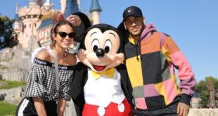 Neymar et Mickey