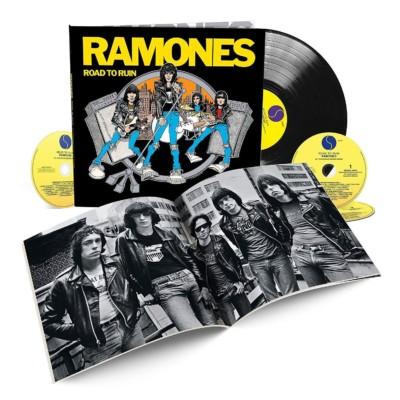 """RAMONES """"Road To Ruin"""