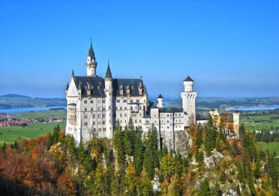 château de Neuschwanstein baviere allemagne