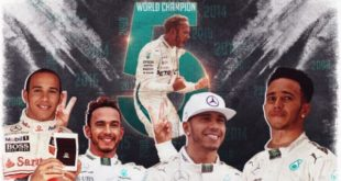 formule 1 hamilton champion