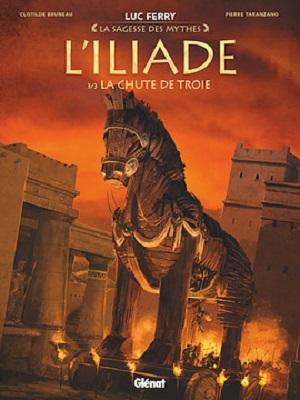 l-iliade-t3-chute-de-troie-glenat