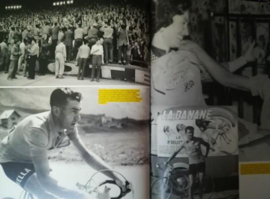 100 ans de Maillot Jaune 1919-2019 livre