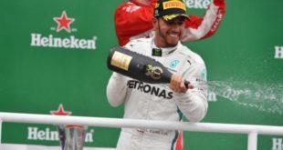 Formule 1 Bresil Hamilton