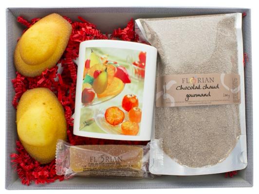 La confiserie & chocolaterie Florian