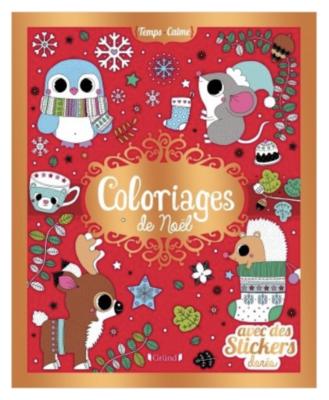 Faire Des Coloriages De Noel Pour Faire Patienter Les Enfants