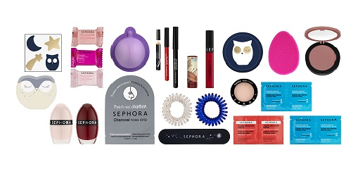 contenu-calendrier-avent-sephora-2018-once-upon-a-castle