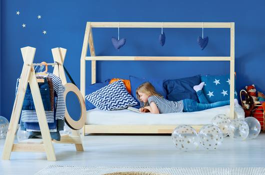 lit cabane Montessori pour les petits et les grands
