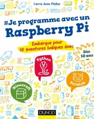 Je programme avec un Raspberry Pi Sélection de livres