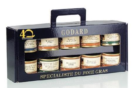 coffret-10-specialites-terroir-70g-40ans-godard