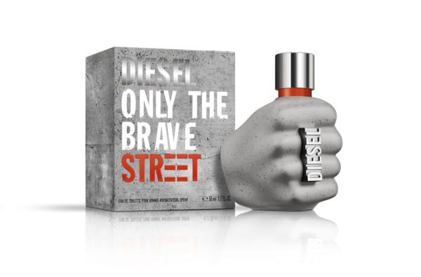 Only The Brave Street Le Parfum Des Audacieux