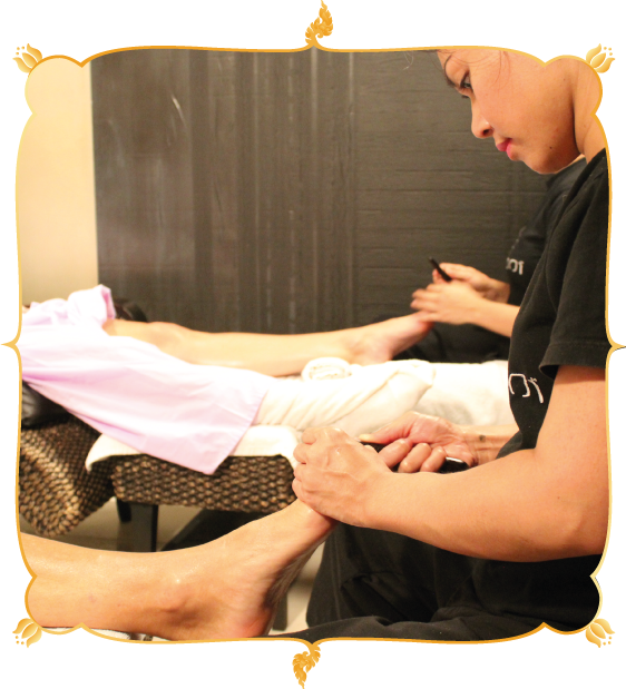 Massage thai Paris 15e