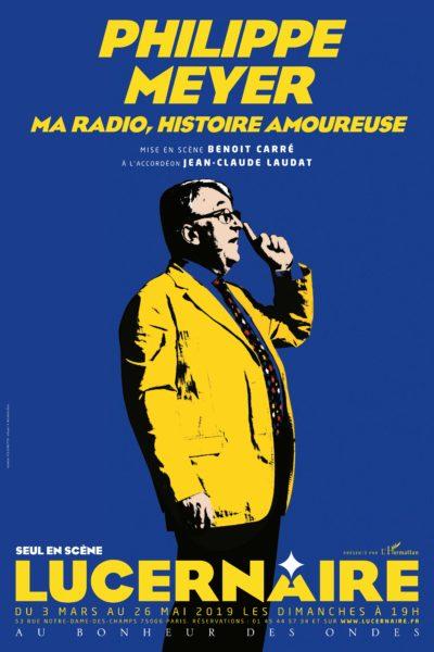 Philippe-Meyer-ma-radio-histoire-amoureuse-le-lucernaire-paris
