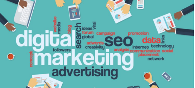 Online referral campaigns for digital marketing and SEO -