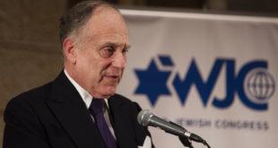 Vladimir Sloutsker, le Président et le fondateur du Congrès juif israélien
