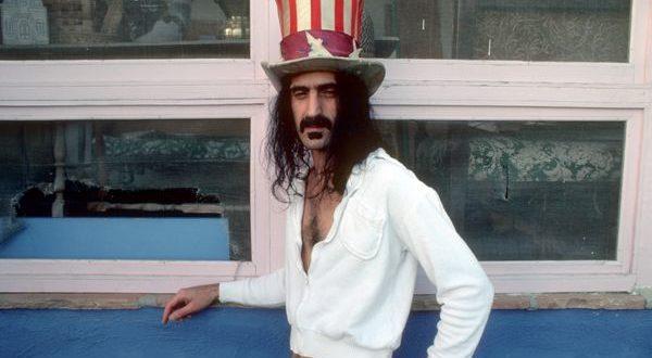 Les Extravagantes Aventures de Frank Zappa