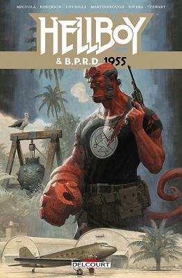 hellboy-BPRD-T4-1955-delcourt