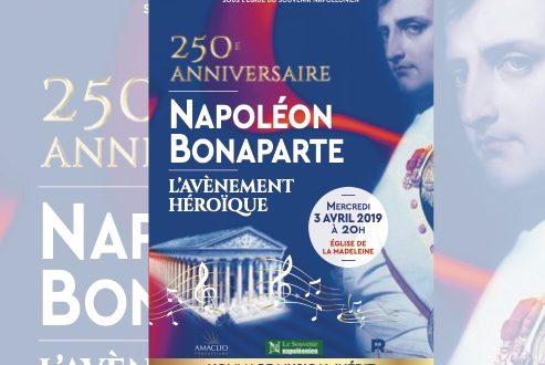 Spectacle exceptionnel le 3 avril 2019 à Paris