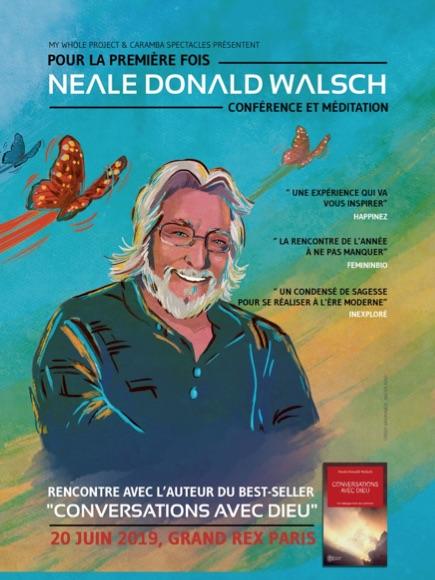 Neal donald walsch 2019