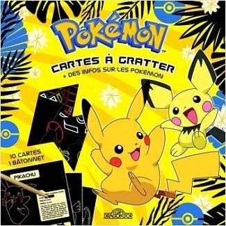 pokemon-cartes-gratter-infos-livres dragon-or