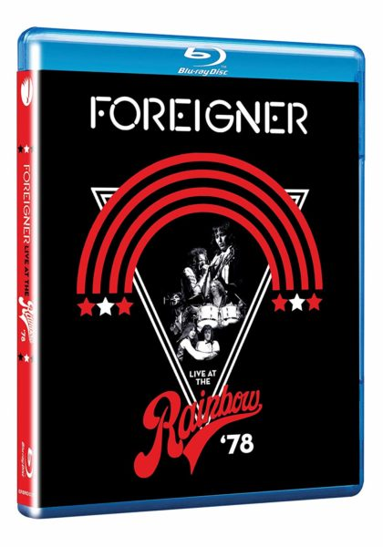 Foreigner 40 ans et un live At the Rainbow '78.