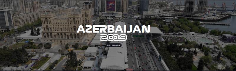 formule 1 Azerbaijan