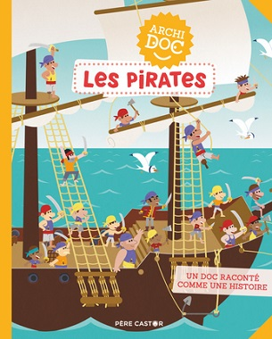 les-pirates-archidoc-flammarion