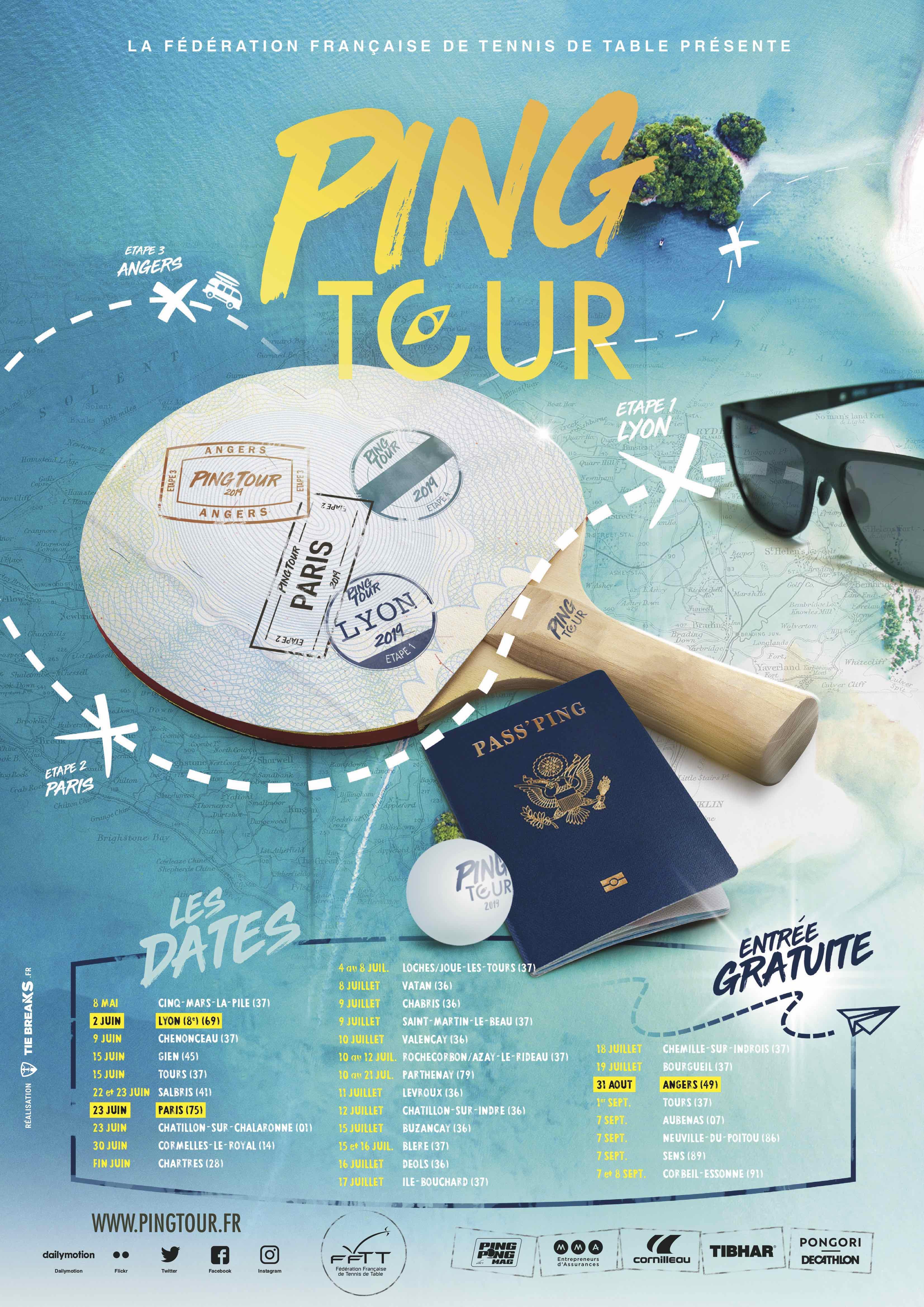 Ping Tour
