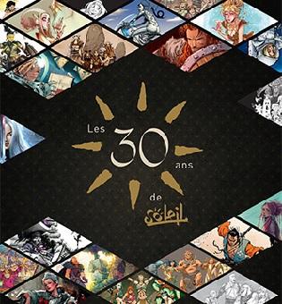 album-anniversaire-30-ans-editions-soleil