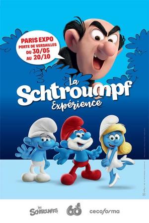 la-schroumpf-experience-paris-porte-de-versailles-2019