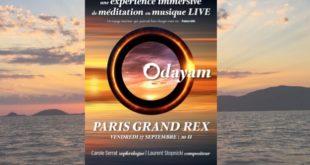 odayam concert meditation