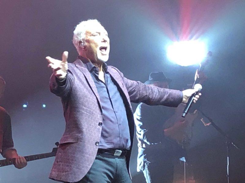 Tom Jones à Pleyel