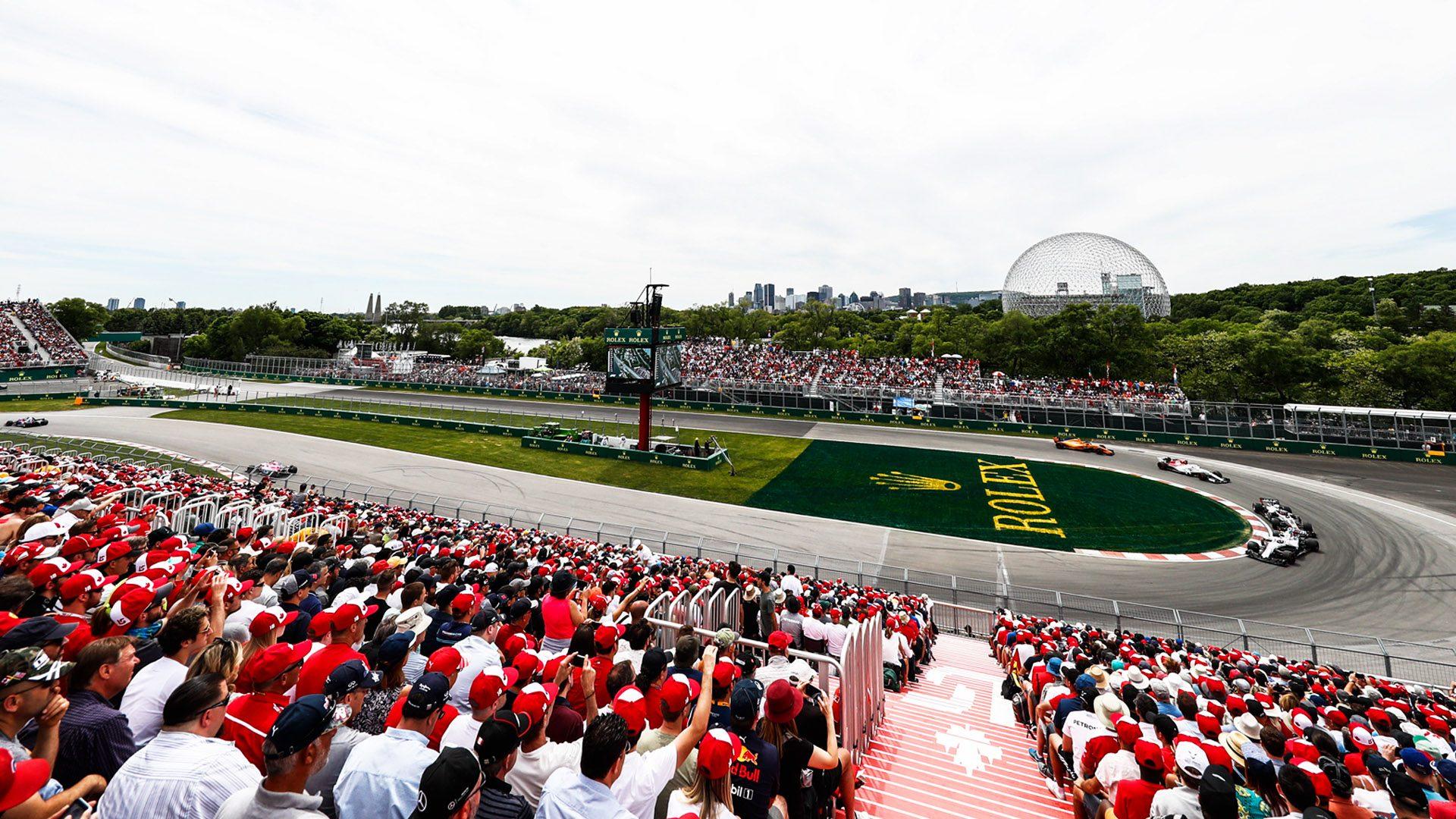 formule 1 Canada 2019