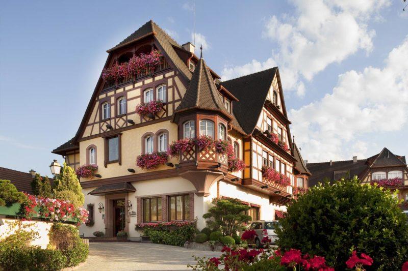 hotel de tourisme