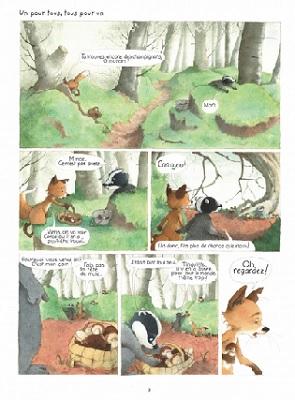 la-famille-blaireau-renard-t2-les-arbres-dargaud-extrait