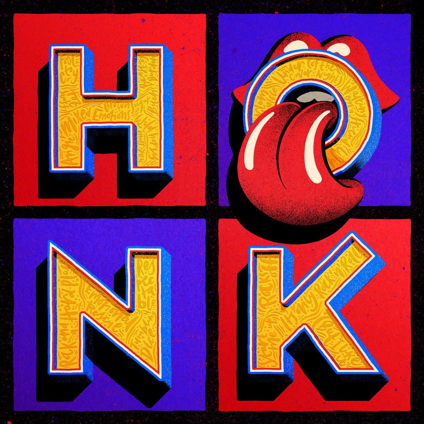 """Rolling Stones """"Honk"""" - Le groupe mythique sort un nouveau best of"""
