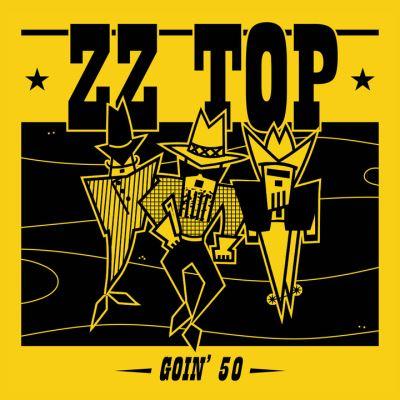 ZZ Top Goin¹50