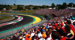 formule 1 GP Hongrie 2019