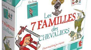 les-7-familles-des-chevaliers-flammarion