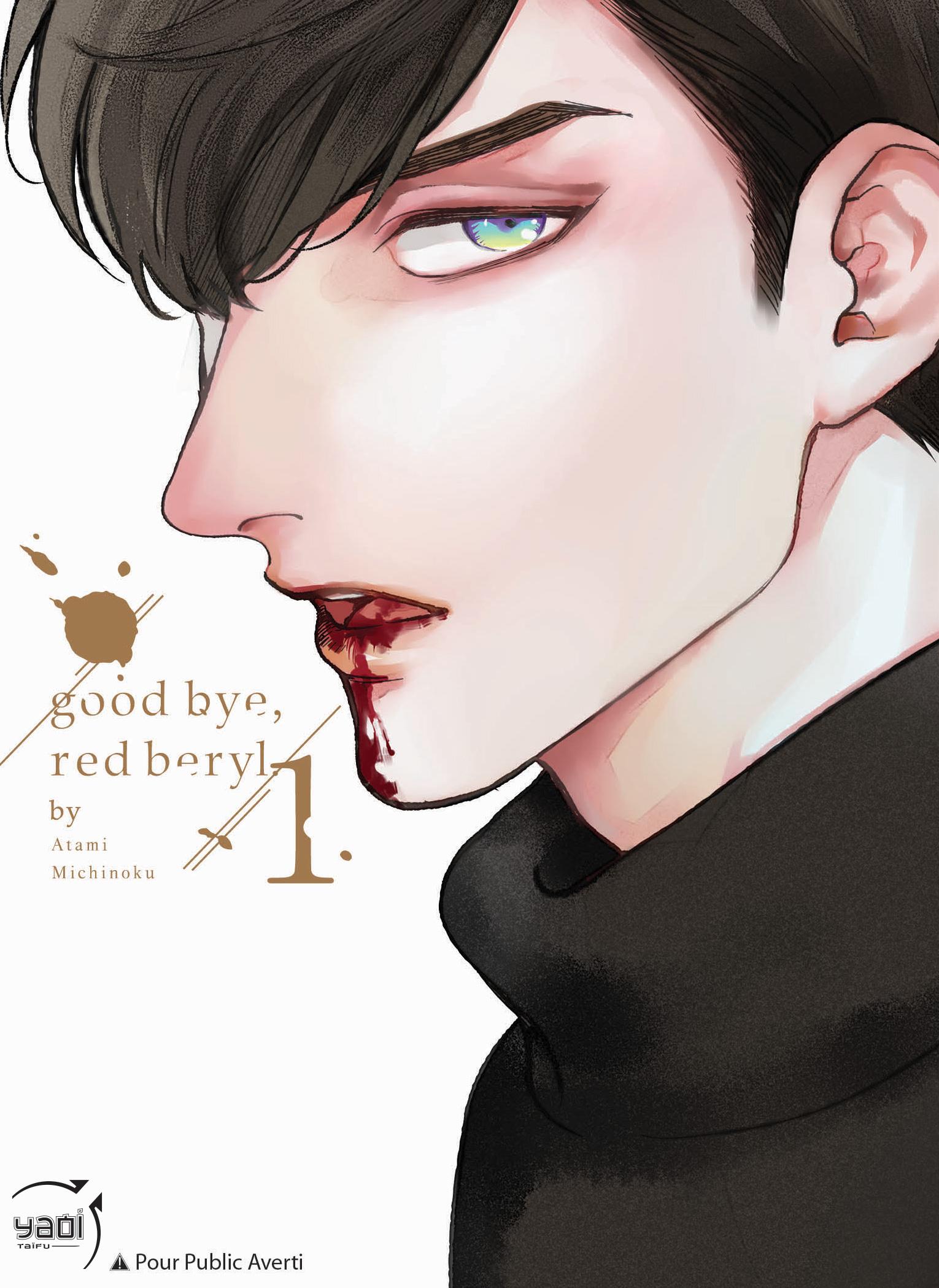 goodbye redberyl-couv