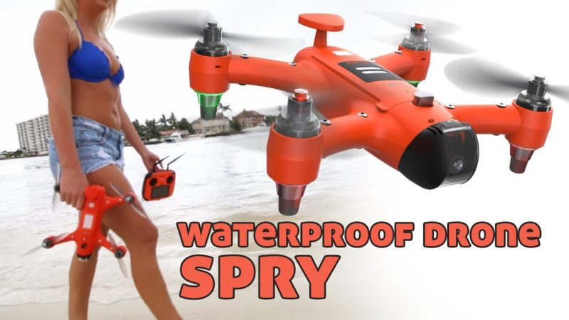 SPRY DRONE