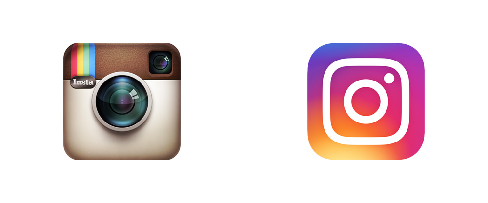 concepteur de logo d'Instagram